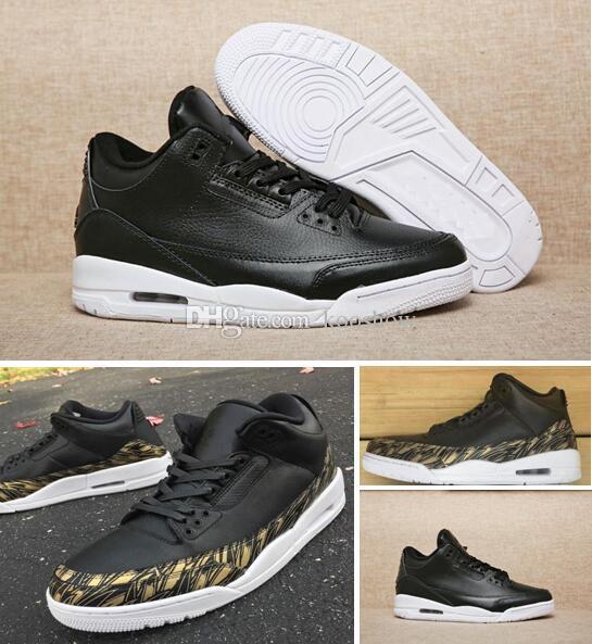 de456104ce5d1e Retro 3 Gold Medal Best Quality Wholesale Air Retro 3s Cyber Monday Men  Shoes Basketball Shoes Men Shoes Sneakers Men Buy Shoes Online From  Kooshow