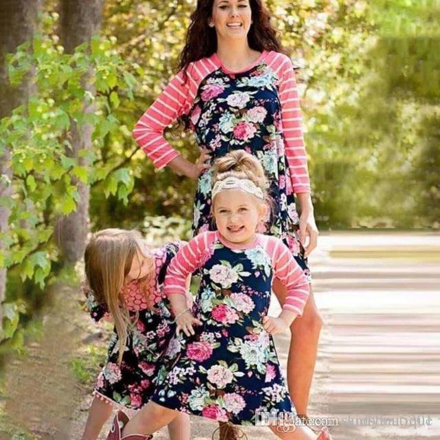 Mother Daughter Easter Dresses