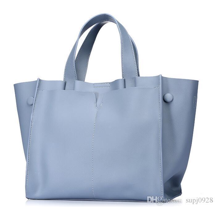 77703fec18 Designer Women Handbags Simple Totes Leather Bags Durable Top End ...