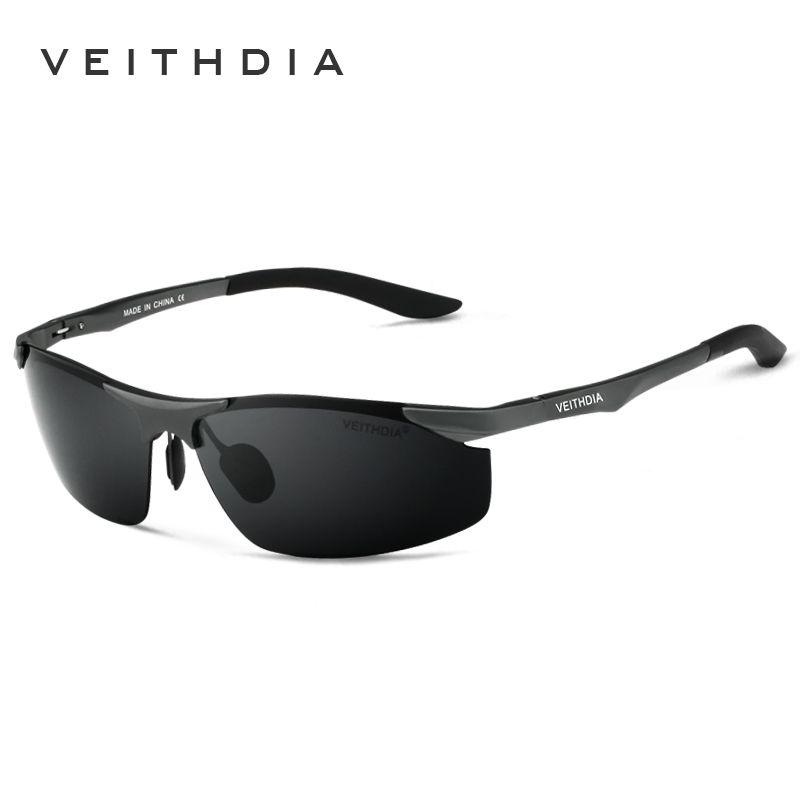 1b507171e1 Aluminum Magnesium VEITHDIA Brand Designer Polarized Sunglasses Men Glasses  Driving Glasses Summer 2018 Eyewear Accessories 6529 Foster Grant Sunglasses  ...