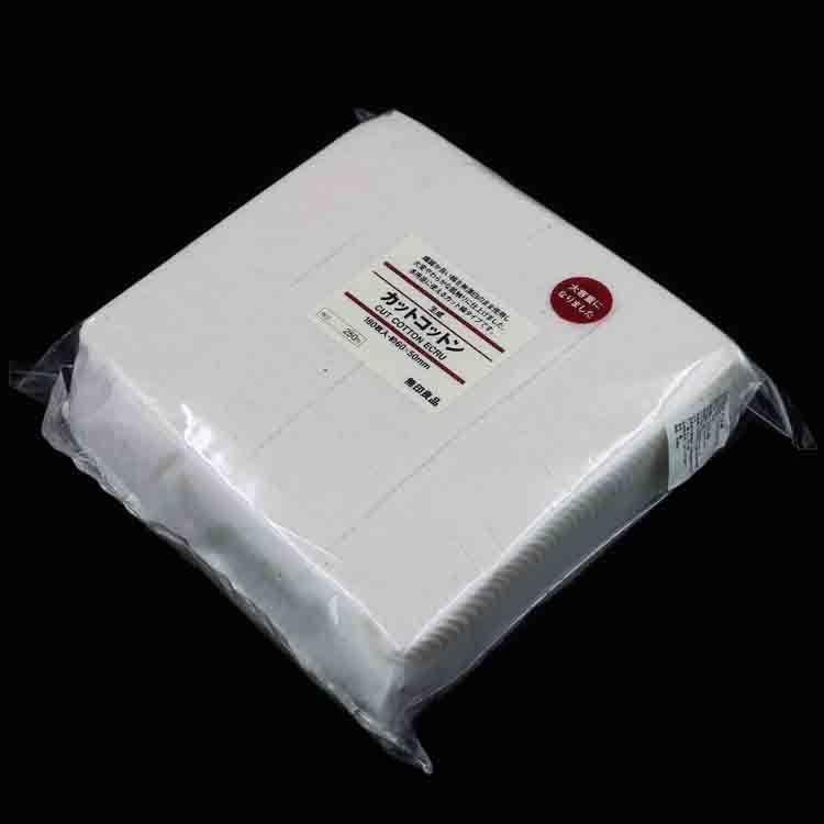 Original Japan Organic Cotton Atomizer Absorbing Oil Cotton for Electronic Cigarette RDTA RDA Remediable Atomizer E Cig DHL