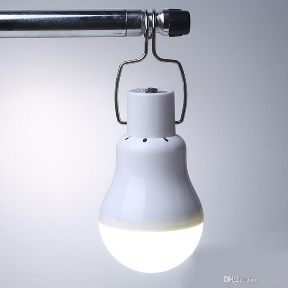 2016 Nueva Útil Conservación de Energía S-1500 20W 150LM Bombilla Led de Luz Portátil Cargada Lámpara de Energía Solar Hogar Iluminación Exterior Caliente