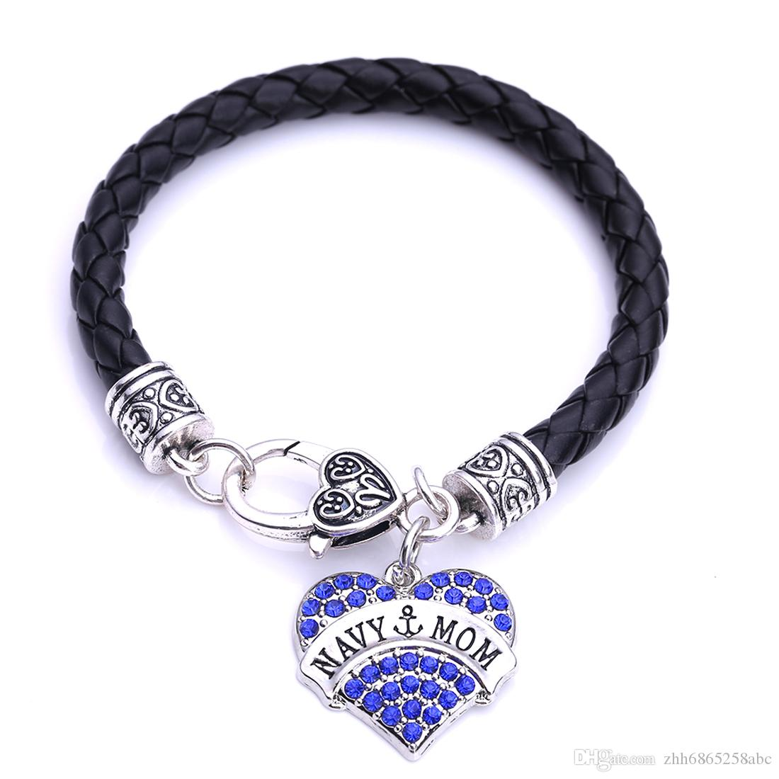 london hires ca of sterling en friendship minifriendship mini bracelets bracelet silver links amp and navy