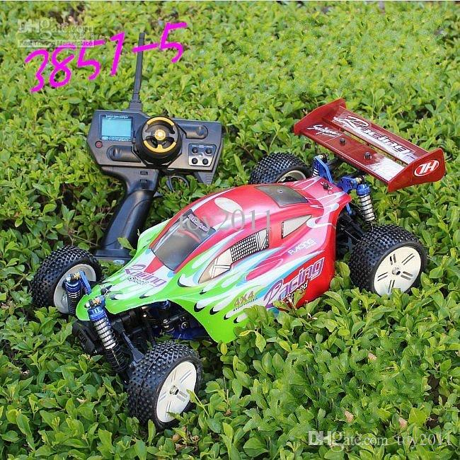 Rc Car Electric Radio Remote Control Cars Truck Racing