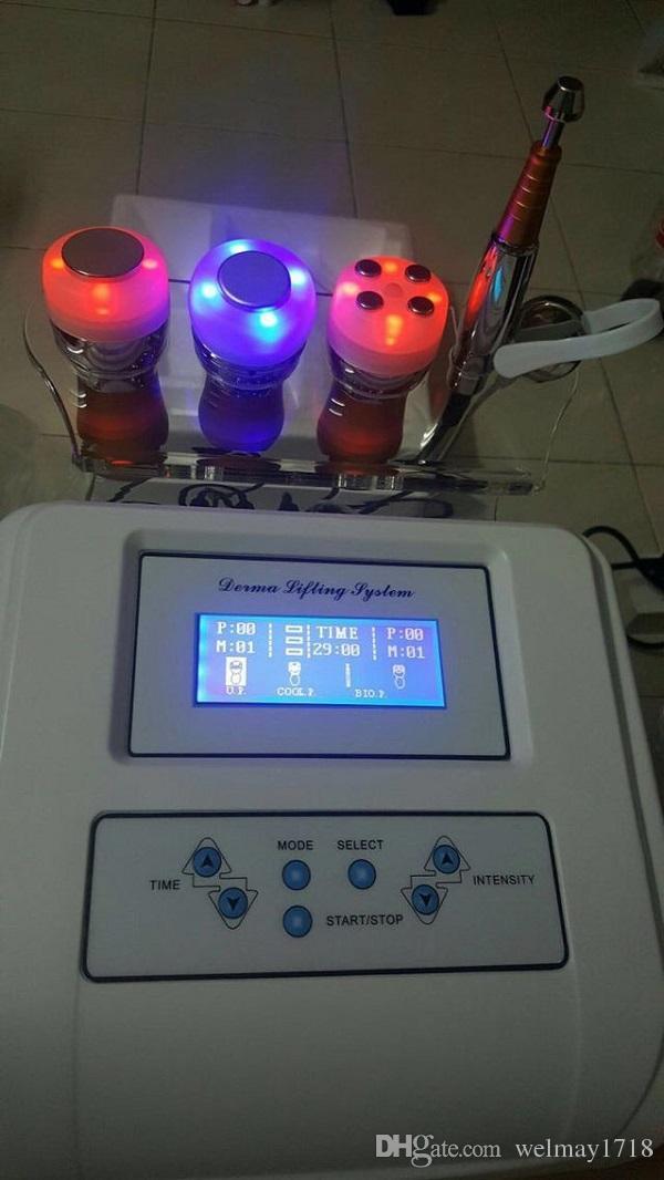 Portátil novo da chegada nenhum dispositivo livre de Mesotherapy da agulha da máquina de Mesotherapy da agulha