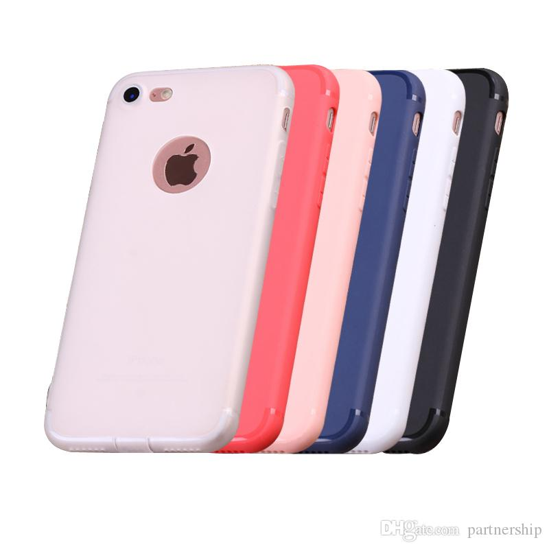 super soft clear tpu ultra thin fashion case cover for iphone 6 6s