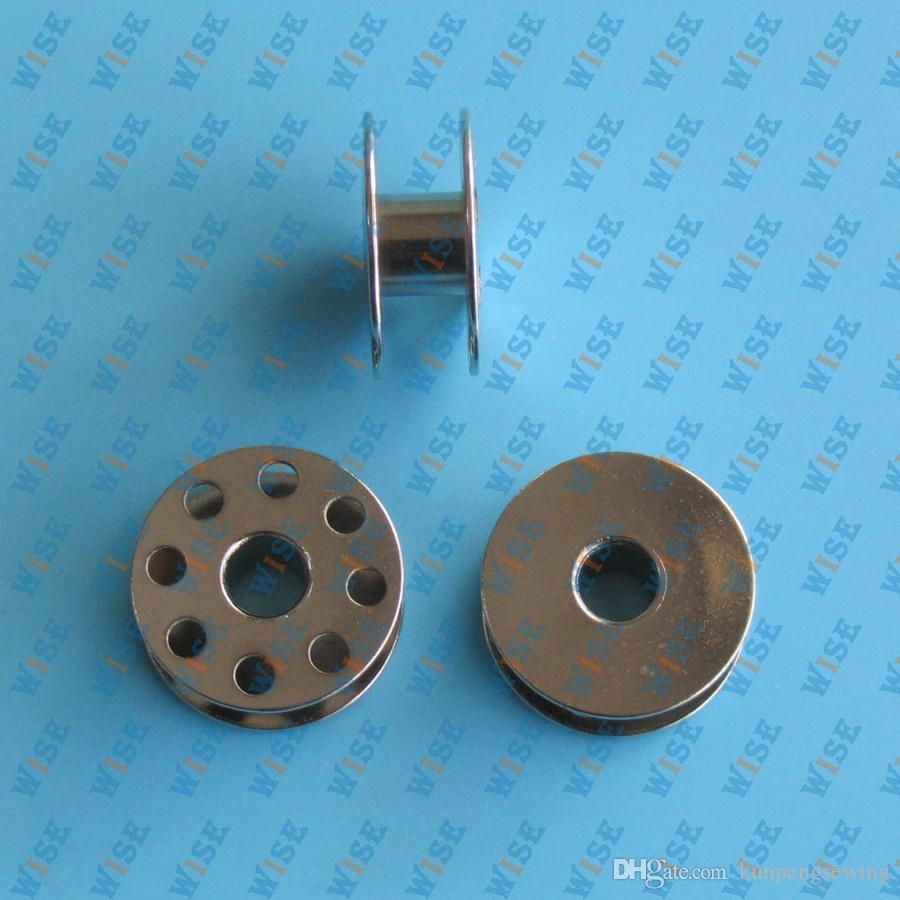 100 INDUSTRIAL SEWING MACHINE BOBBINS #40264NS JUKI SINGER CONSEW  BROTHER sewing parts for bobbin case&bobbin,for domestic sewing machines