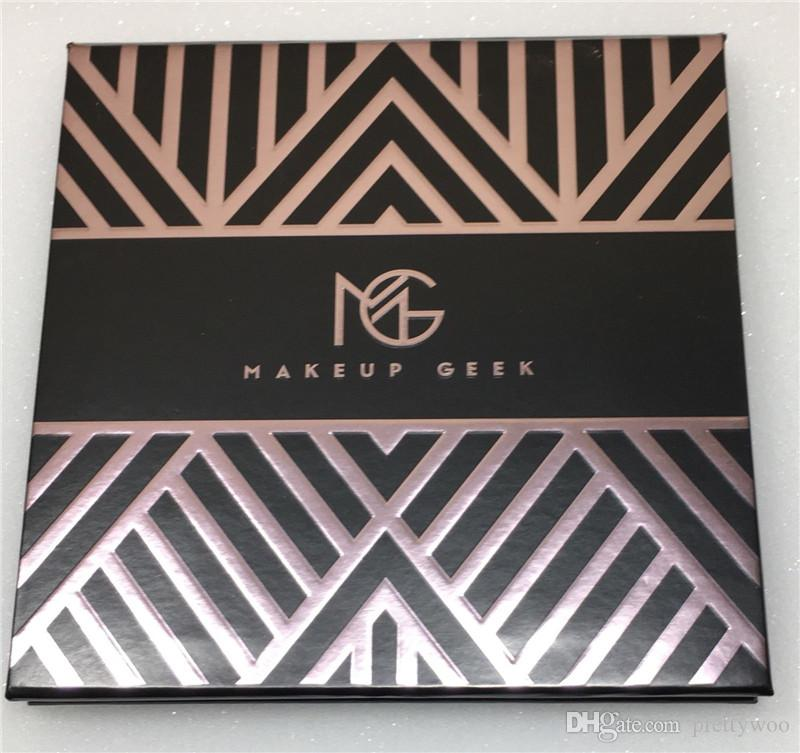 Yeni Makyaj Manny MUA Kozmetik Göz Farı Manny MUA göz farı Sıkıştırılmış Pudra Seti Paleti Uzun ömürlü Mat ücretsiz kargo