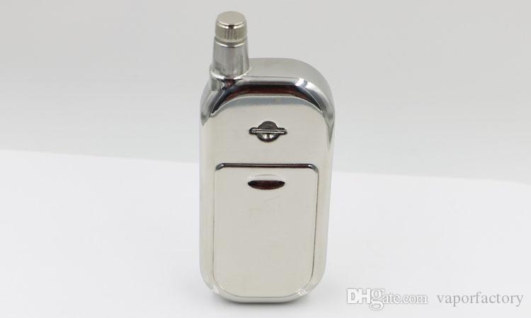 мобильный телефон форма творческий Drinkware бутыль портативный 3 унции алкоголя бутыль 3 унции нести карманный кувшин из нержавеющей стали фляга мини-горшок вина