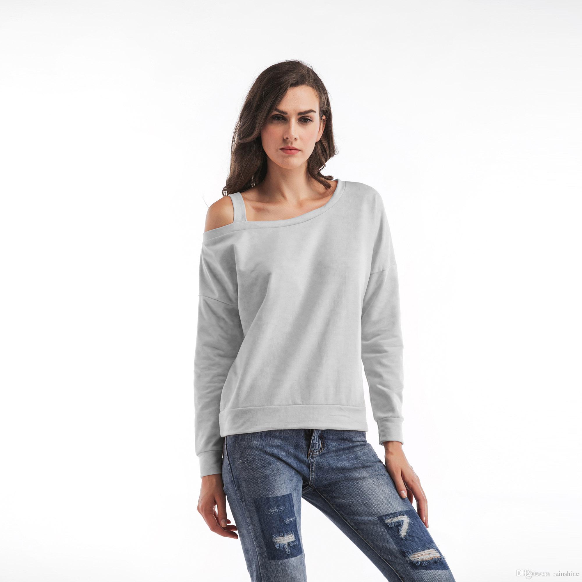 8a9101b9aaeb4 Acquista 2017 Abbigliamento Casual Donna Tubo Abito Manica Lunga Pullover  Con Fasciatura Felpe Con Cappuccio Invernale In Pile Da Donna Outdoor A   17.26 Dal ...