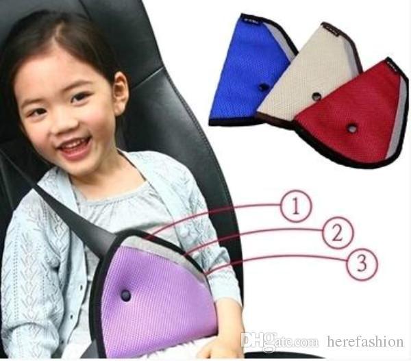 2018 Car Seat Belt Portable Children Safety Strap Car Cover Shoulder