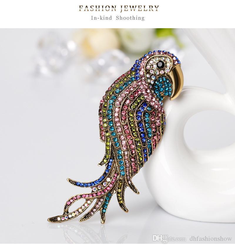 Broches de mode pour femme Broches de mariage Grandes épingles et broches pour dames Broches Écharpe Vêtements Hijab Pins Up