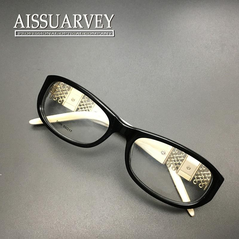 c0f24dd9e64b Wholesale- Women Glasses Frame Optical Luxury Small Full Frame ...