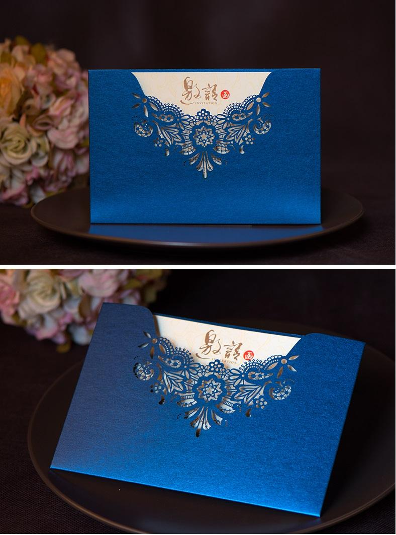 Hot selling Customized business Invitation letters cards wholesale invitation meeting open invitation European style in good price DHL FREE