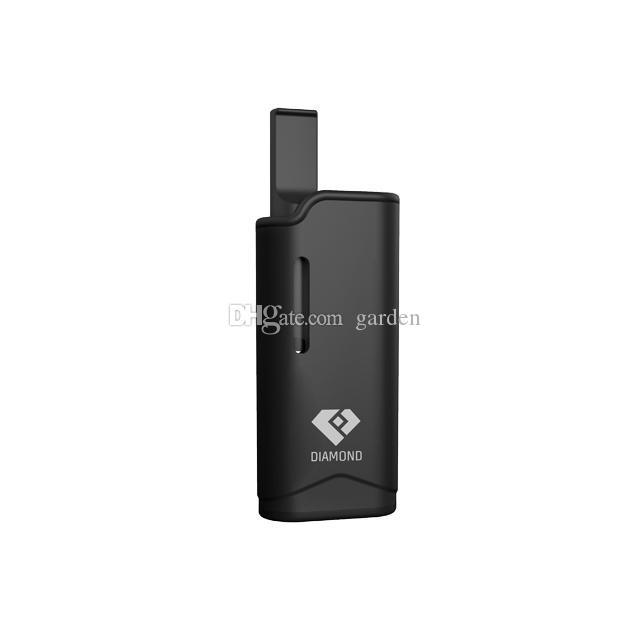 Оригинальный Airis Алмазный V11 испаритель стартовые комплекты 280mah авто батареи Mod Vape ручка комплект с толстыми картриджами масла 100% подлинный