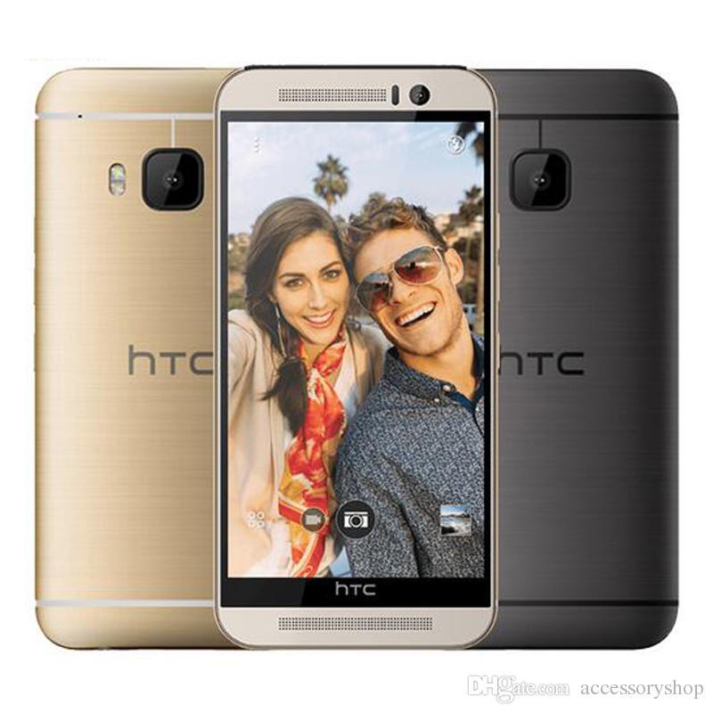 20mp Camera 32gb Rom 3gb Ram Original Mobile Phones Octa-core Unlocked Htc M9 4g Smartphones Wifi Gps M9 Htc One M9