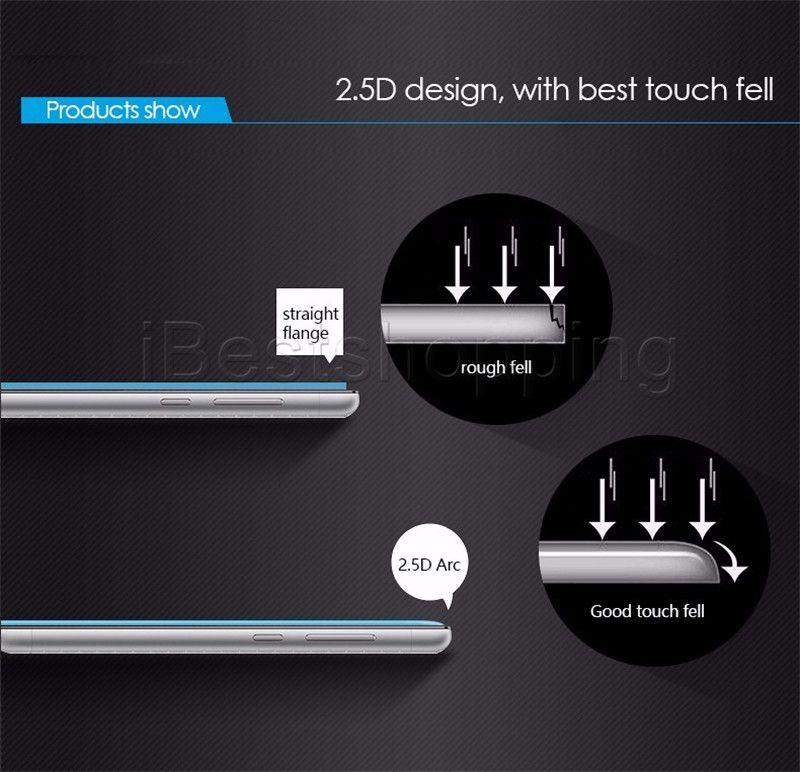 ZTE Grand X Max Pellicola proteggi schermo in vetro temperato Explosion Shatter 9H 2.5D ZTE Nubia Z9 Mini Z9 Max Z5s Mini Z7 Mini Z7 Max Star1