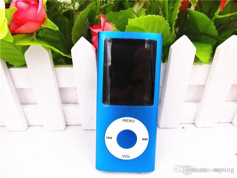 """1.8"""" LCD Screen MP3/MP4 Multi Media Video Player Music FM Radio 4th Gen with TF/SD card slot for 1-16gGB TF Card with package"""