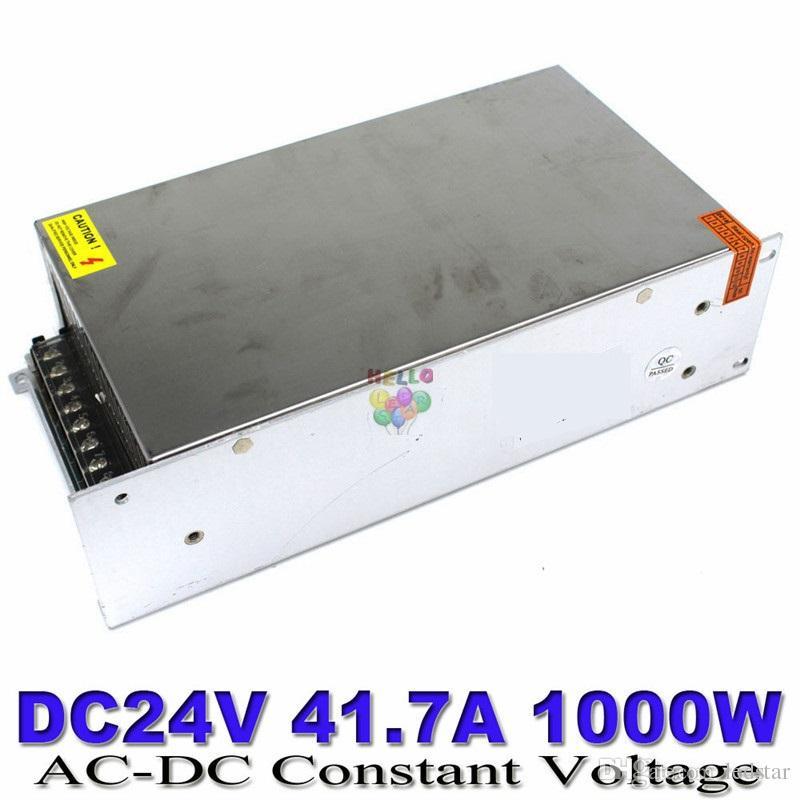 Fonte de Alimentação Universal DC 12 V 83.3A 1000 W Interruptor de Alimentação Interruptor de Tensão Para Tira CONDUZIDA Iluminação CNC Lâmpada CCTV