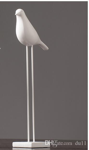geschenke Eames minimalistisch Modern minimalistisch dekor dekoration stil Einrichtungsgegenstände modell handwerk Nordische vögel wohnzimmer büro