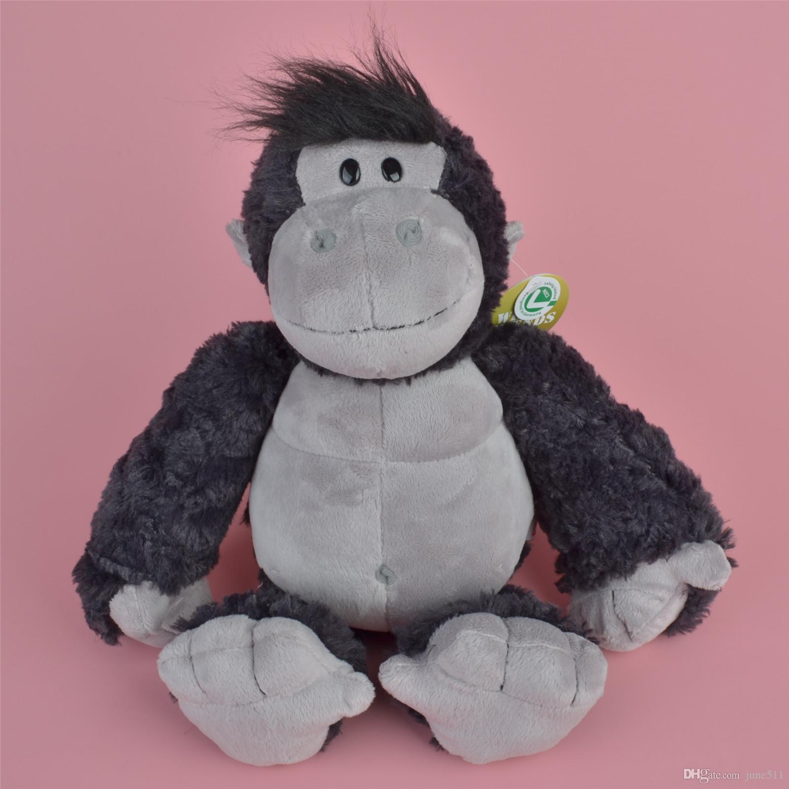 35 45cm Black Orangutan Brand New Soft Stuffed Wild Aniamls Plush