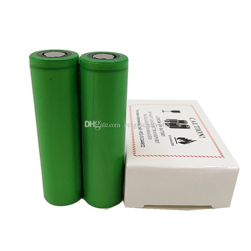 Otantik HE2 HG2 Piller VTC5 18650 Lityum Piller 25R Yüksek Drenaj US18650 VTC4 VTC5 VTC6 3.6V 30A Batarya