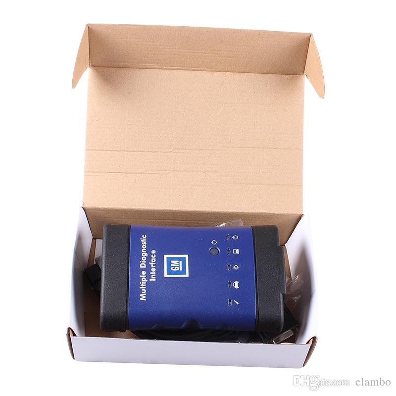 Günstigstes GM MDI Diagnosescan-Werkzeugscanner Mehrfache Diagnoseschnittstelle geben Verschiffen GM MDI Werkzeug ohne Software im Verkauf frei