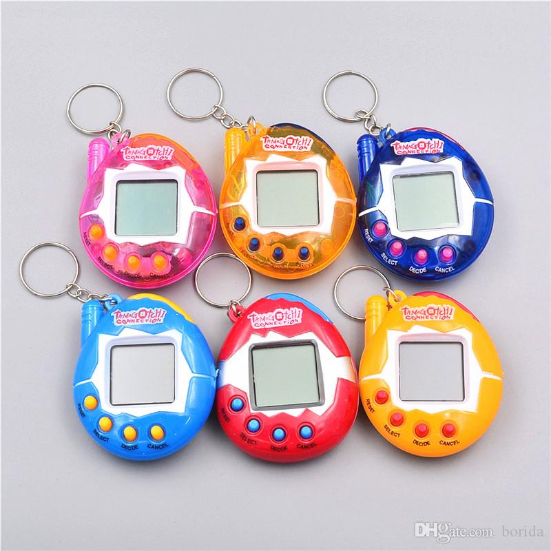 New Tamagotchi Game Electronic Pets Toys 90s Nostalgic 49 Pets In