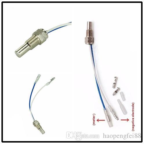 Details about 2PCS Oil or Water Temperature Temp Auto Gauge Sensor Sender  Probe 1/8 NPT