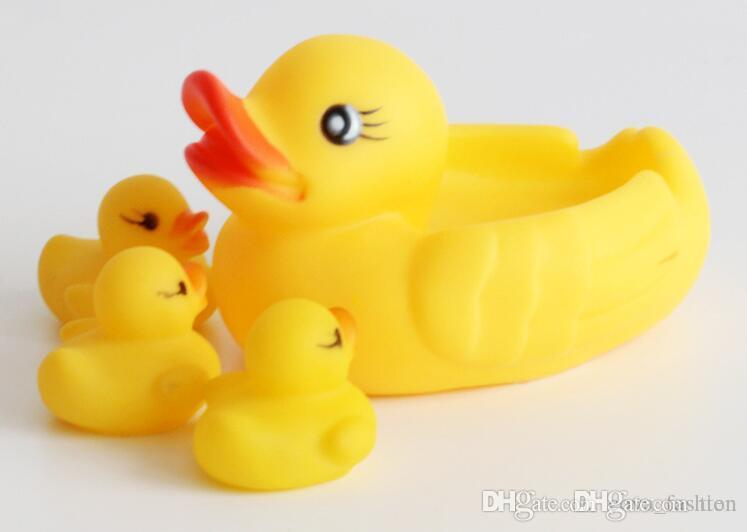 Online Cheap Free Yellow Rubber Duck Pvc Bath Toy Bibi Sound ...