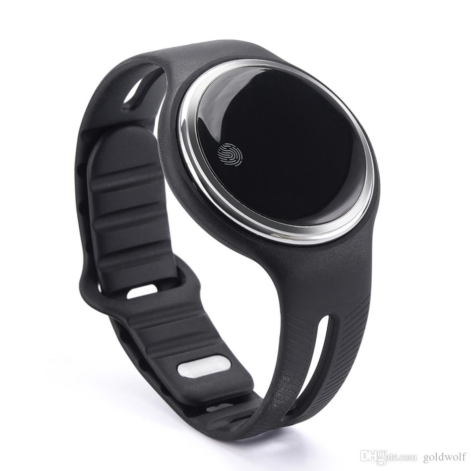 E07 Waterproof IP65 Bluetooth Smart Watch Bracelet Sport Healthy Pedometer Sleep Monitor smart watches for android phones