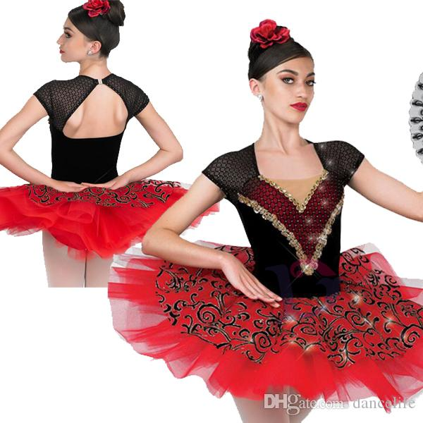 f7e6765241e3 NP028 Classic Ballet Tutu Costume for Dance Performance Swan Lake ...