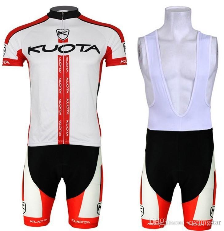 2017 kuota radtrikots bib shorts set fahrrad breathable sportbekleidung pro radsport kleidung fahrradbekleidung sommer mtb bike tragen c2914