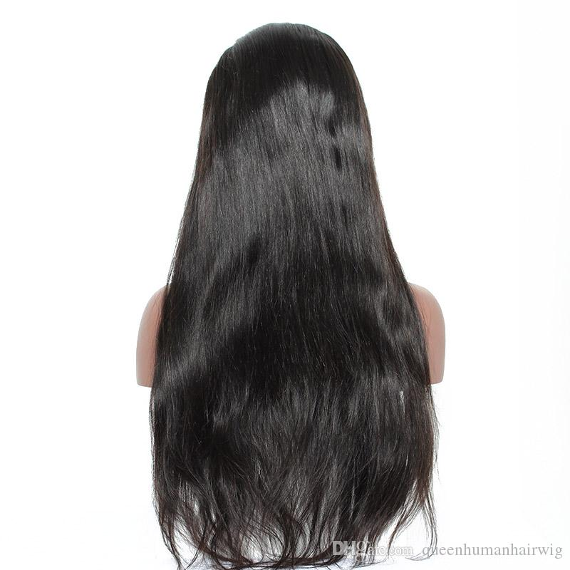 Beautiful Princess Lace Front Human Hair Wigs For Black Women Natural Hairline With Baby Hair Brazilian Remy Hair lace wig