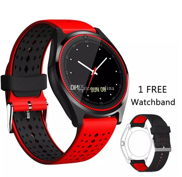 V9 smartwatch android V8 DZ09 U8 smart watches SIM Intelligent mobile phone watch can record the sleep state Smart watch Hot
