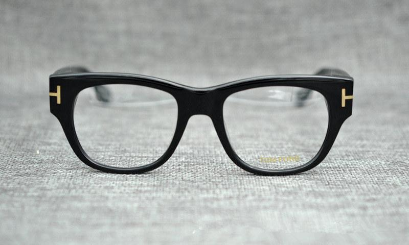 American Designer Brand Glasses TF5040 Frame With A Thick Frame ...