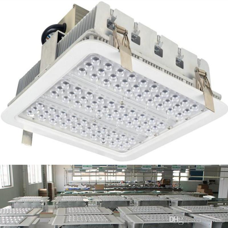 2018 Explosion Proof Canopy Lights Finned Radiator 100w 150w 180w Led High Bay Light For Gas Station Light Warehouse L& Recessed Ceiling Light From ...  sc 1 st  DHgate.com & 2018 Explosion Proof Canopy Lights Finned Radiator 100w 150w 180w ...