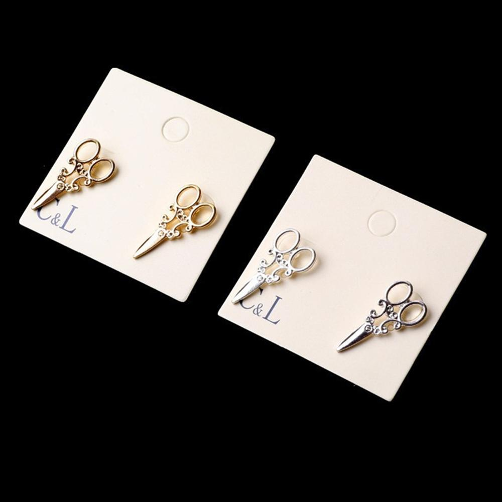 2016 New Design Fashion Simple Gold And SIlver Plated Small ...
