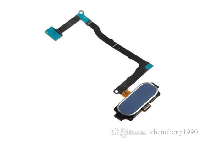 Para Samsung Galaxy Note 5 N920 N920A N920F N920V N920T Botón de menú principal Teclado Flex Cable