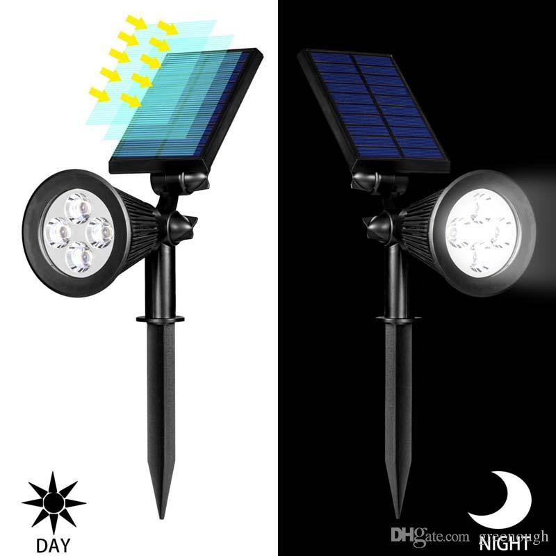 2018 15w solar powered security spotlight motion sensor lights 2018 15w solar powered security spotlight motion sensor lights wireless outdoor spike light 2 in 1 wall lamp for lawn yard garden from greenough workwithnaturefo