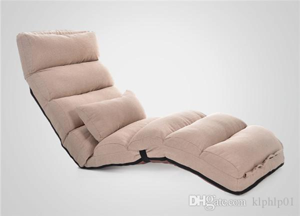 Comfortable Folding Sofa and Lounge Chair For Living Room Bedroom Furniture Foldable Reclining Chaise Lounge Couch Sofa Bed Sleeper