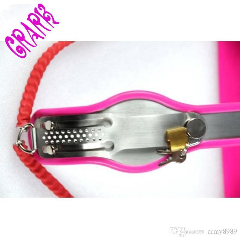 Cinturino sexy, Cintura di castità tipo Y in acciaio inossidabile, fetish, giochi di amore del sesso, giocattoli adulti, prodotti erotici giocattoli del sesso donna