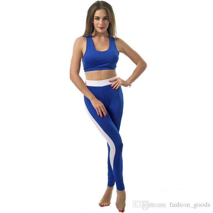 Brand new Explosive Loose Lobster Sports Sleeveless Two-piece Pants WT007 Women's Tracksuits