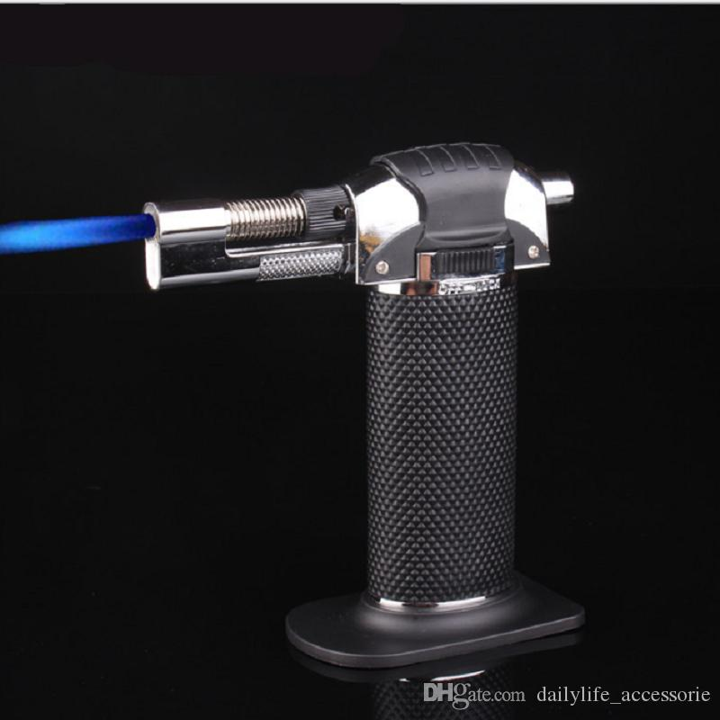 by DHL or EMS Butane Gas Trip Micro Blow Torch Lighter Welding Soldering Brazing Refillable gas Tool