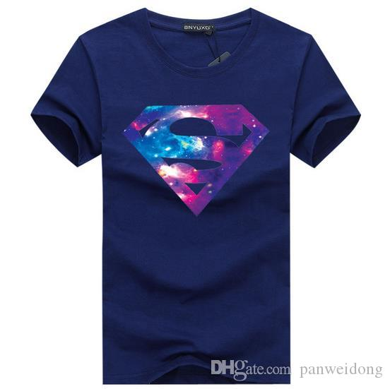 무료 배송 Men 's Tops Tees 2017 더운 여름 새로운 면화 O 넥 짧은 소매 티셔츠 남자 패션 트렌드 피트니스 tshirt