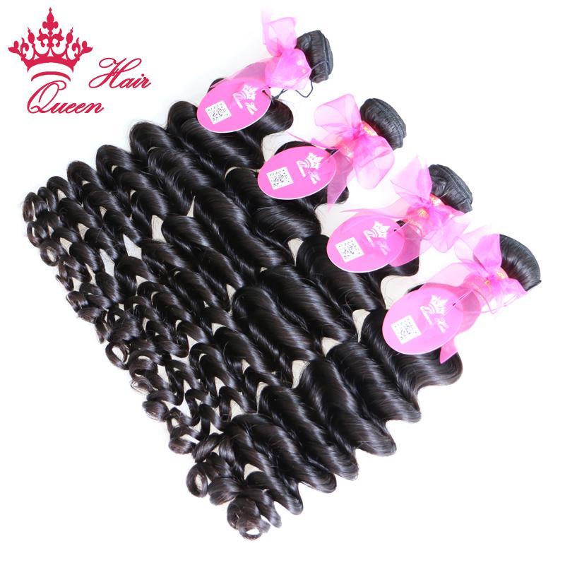 브라질 머리 브라질 처녀 머리카락을 짜는 제품 더 웨이브 씨실 DHL 무료 배송 판매