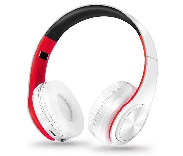 Headphones Best Bluetooth Version 4.1 Wireless Headset Brand Stereo Earphones With Microphone Handsfree Calls