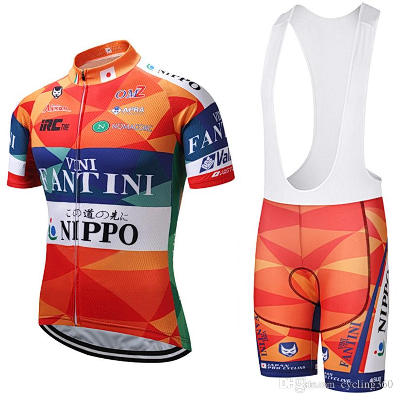 2017 VINI FANTINI Cycling Jersey 3D Gel Pad Bibs Shorts Ropa ... 6202b418b