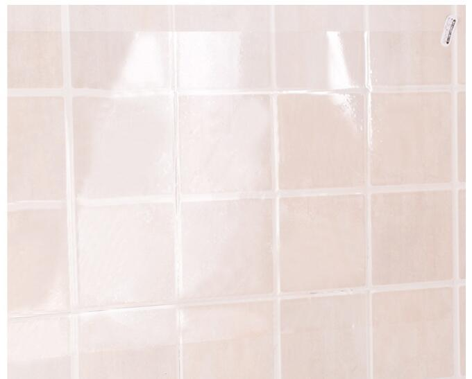 Transparent Oil Resistant Kitchen Sheet Perfect for Smooth Surface like Tile Marble Glass Furniture Clear Vinyl Film