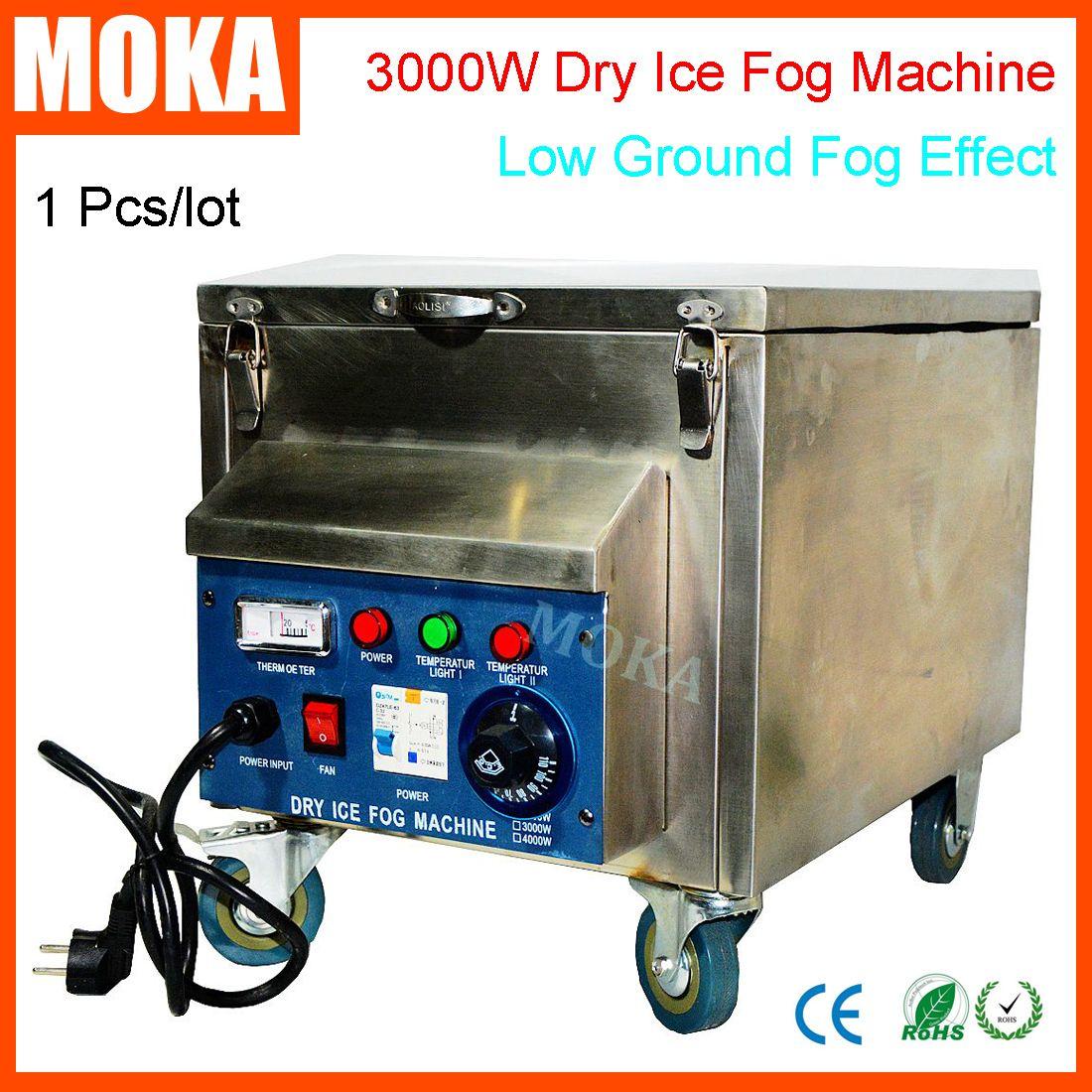 Grosshandel 1 Teile Los 3000 Watt Trockeneis Nebel Maschine